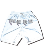 Mare Logo Reflective Shorts (Platinum Grey)