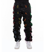 EPTM Accordion Pants (Black/Multi)
