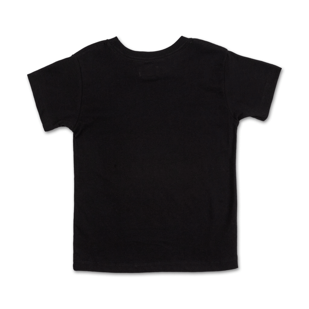 Haus of Jr Chrome Blossom Tee (Black)