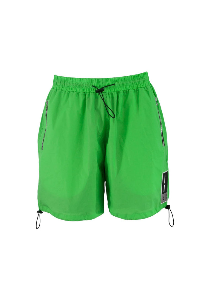 Homme + Femme Future Shorts (Reflective Green)