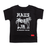 Haus of Jr Permanent Vacation Tee (Black)