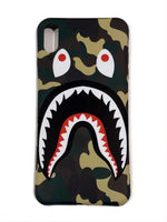 "CaseNerd ""Sharkie Camo"" iPhone Case"