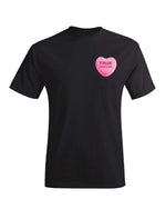 Tomi 'True Hustler' Sweet Heart Tee (Black)
