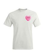 Tomi 'True Hustler' Sweet Heart Tee (White)