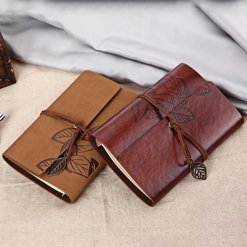 Classical Leather Dowling Paper Notebook