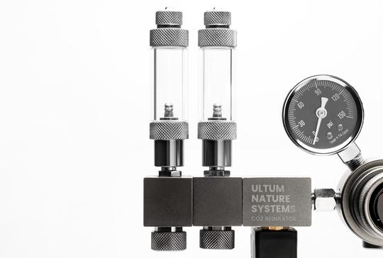 UNS Pro Dual Stage CO2 Regulator