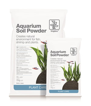 Tropica Aquarium Soil - Powder