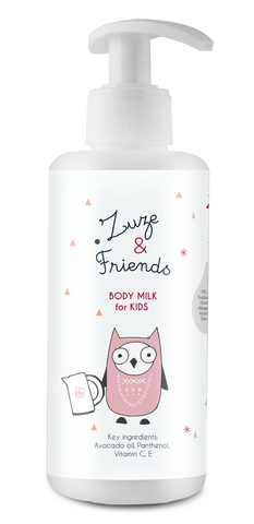 Zuze & Friends  Body milk