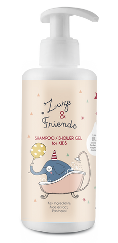Zuze & Friends  Shampoo / Shower gel