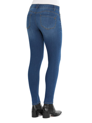"""Ab""solution 32"" Long Inseam Blue Jegging Tall Jean"