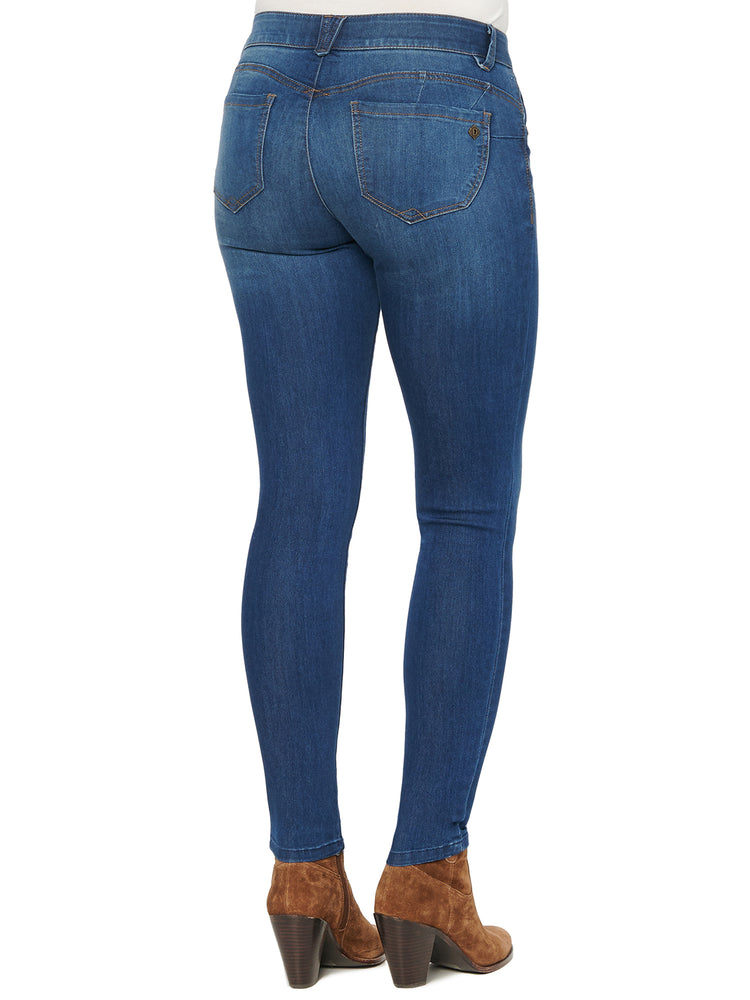"Stretch Denim Jegging ""Ab""solution® Booty Lift Jean"