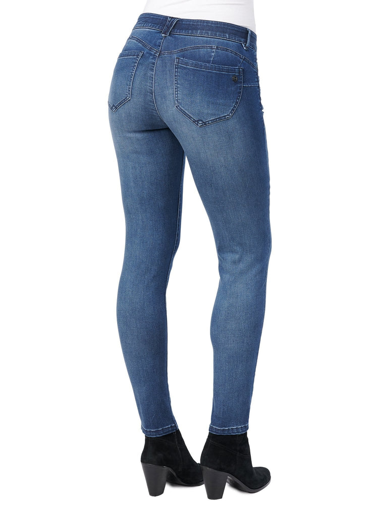 "Luxe Touch Premium Stretch Denim ""Ab""solution® Booty Lift Jegging"