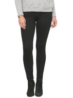 "Stretch Black Denim ""Ab""solution® Booty Lift Jegging"
