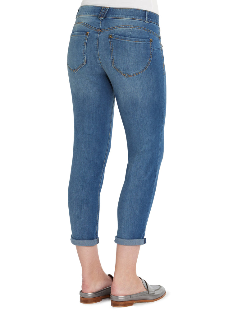 """Ab""solution Booty Lift Blue Jeans"