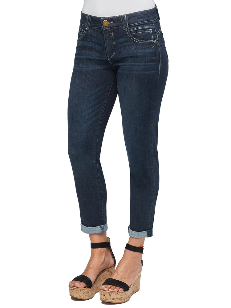 democracy clarie distressed girlfriend jean womens