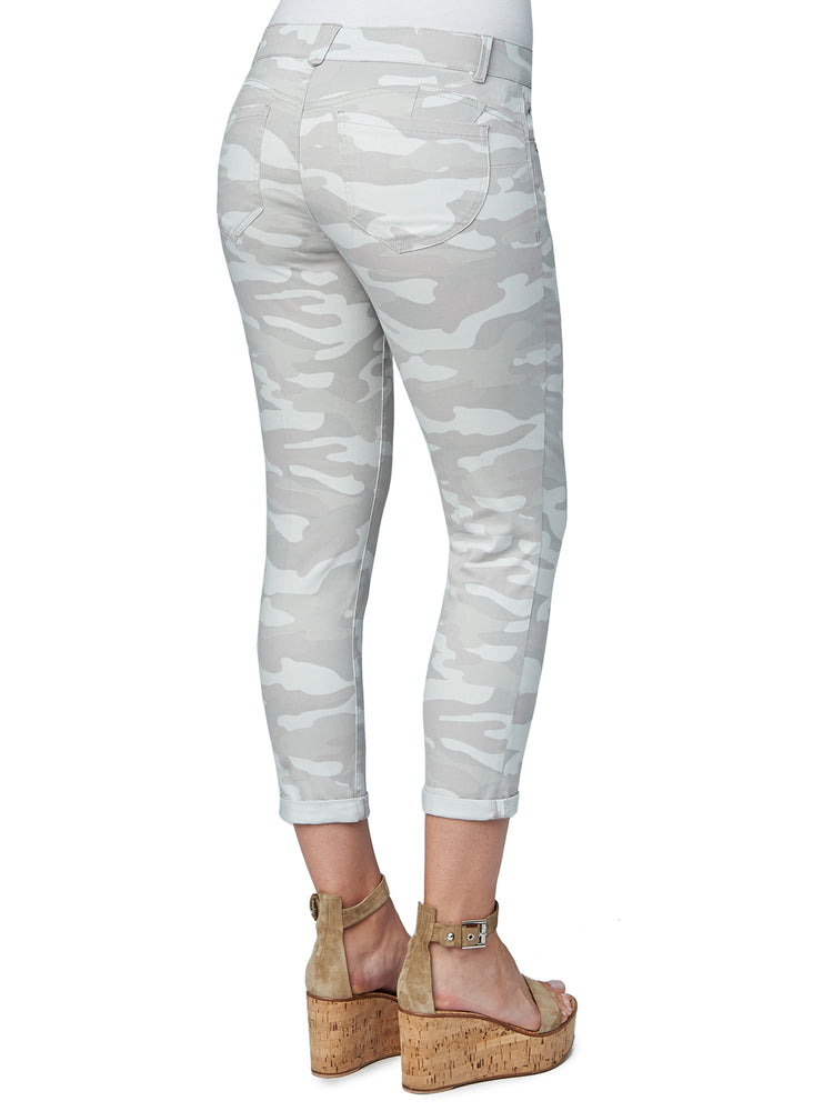 """Ab""solution Crop Camouflage Pant"