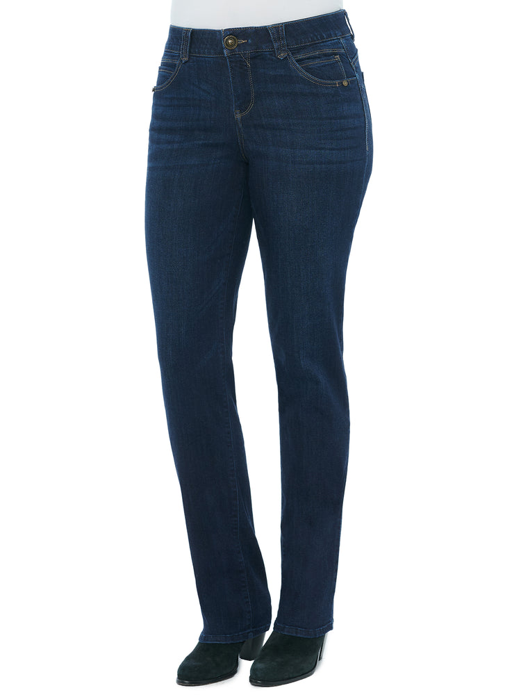 Tall Jeans For Women Absolution Stretch Indigo Denim Long Inseam Jeans