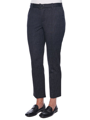 Midnight Plaid Pant Trouser