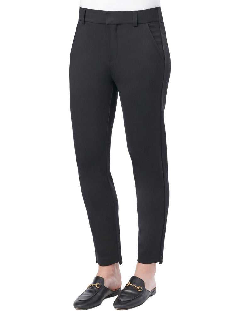 Load image into Gallery viewer, High Rise Trouser Black