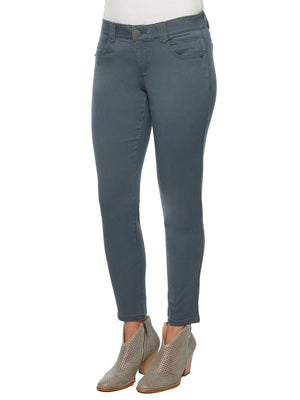 colored jegging shadow blue grey