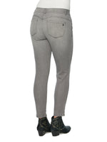 """Ab""solution Ankle Length Grey Jegging"