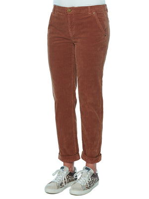 "Load image into Gallery viewer, ""Ab""solution Stretch Corduroy Trouser Roll Cuff"