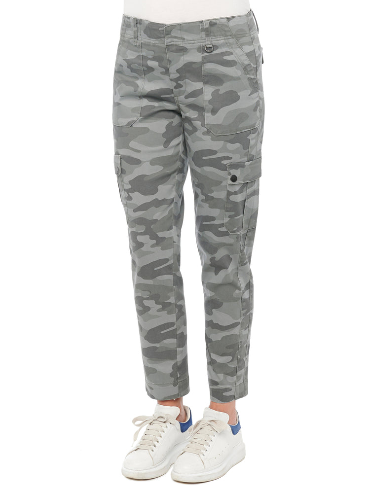 """Ab""solution High Rise Camo Cargo Pants"