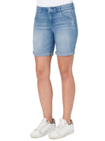 """Ab""solution Light Blue 7"" Short"
