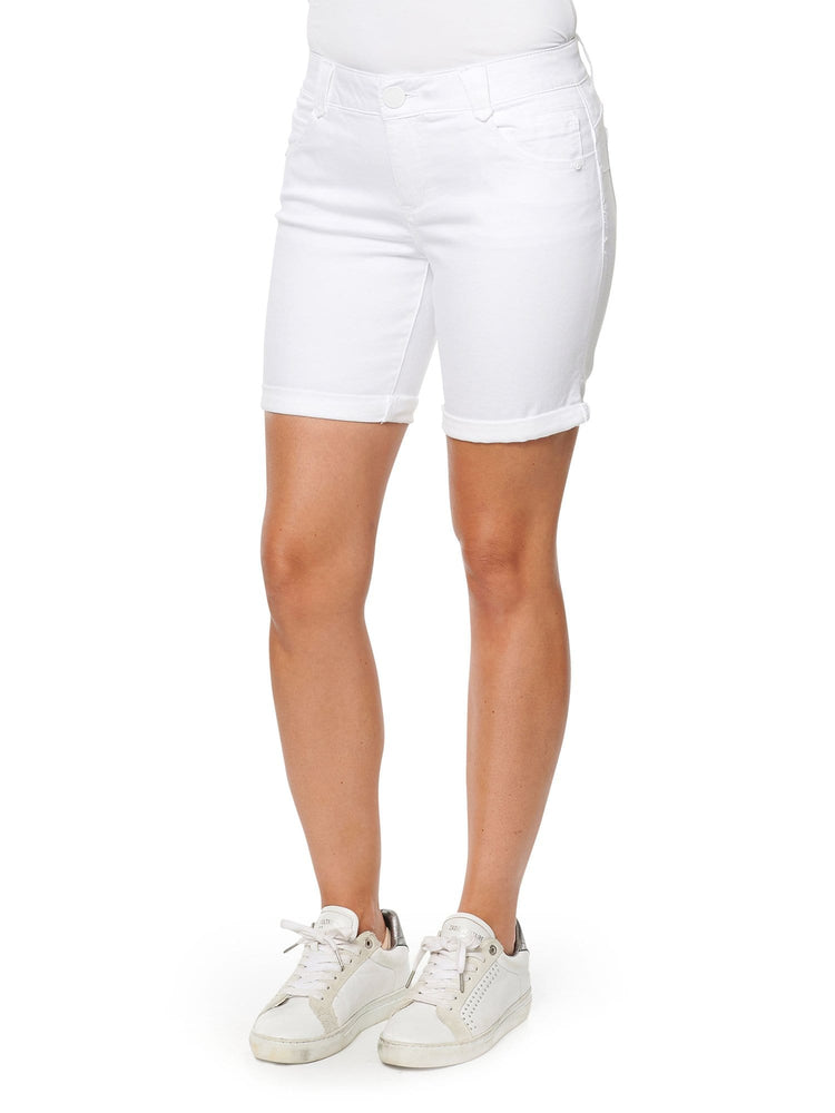 """Ab""solution White 7"" Short"