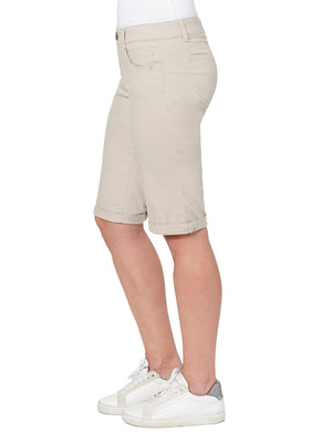 """Ab""solution Bermuda Shorts"