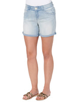 """Ab""solution Light Blue 5"" Short"