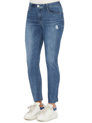 """Ab""solution High Rise Vintage Skinny Petite Jeans"