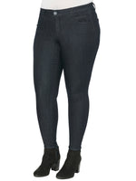 """Ab""solution Booty Lift Dark Indigo Plus Jegging"