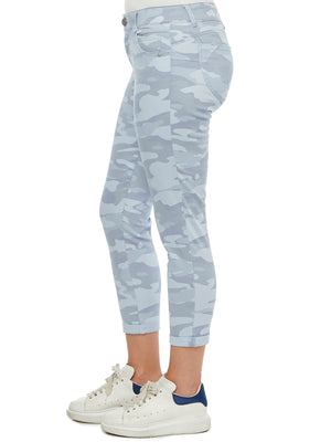 """Ab""solution Stretch Camo Plus Ankle Skimmer"