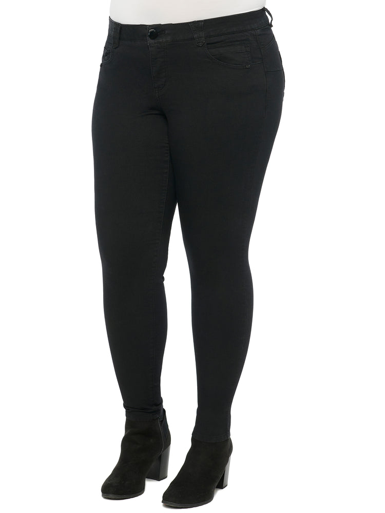Absolution Booty Lift Plus Black Jeggings Skinny Jeans