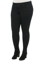 """Ab""solution Booty Lift Plus Black Jegging"