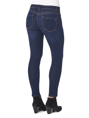 "Luxe High Rise ""Ab""solution® Ankle Length Skinny Jean"