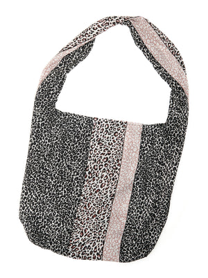 Load image into Gallery viewer, Democracy Animal Print Fabric Tote
