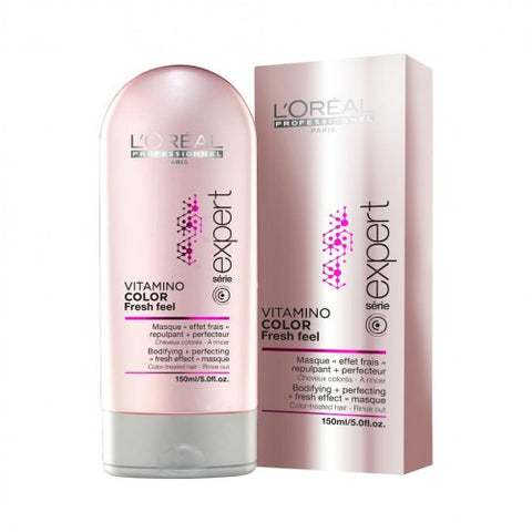 L'Oréal Professionnel Serie Expert Vitamino Color Fresh Feel Masque 150ml