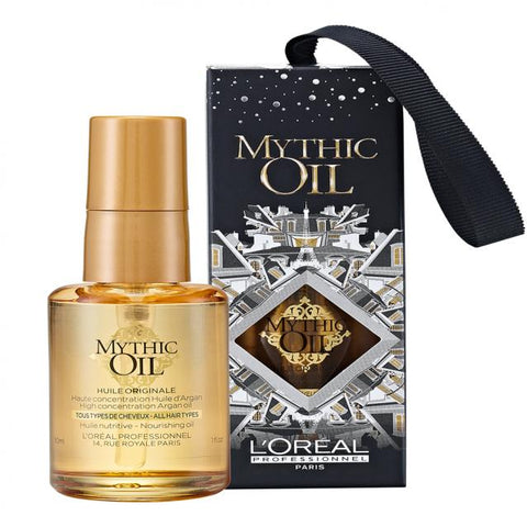 L'Oréal Professionnel Mythic Oil Smooth And Shine Festive Gift