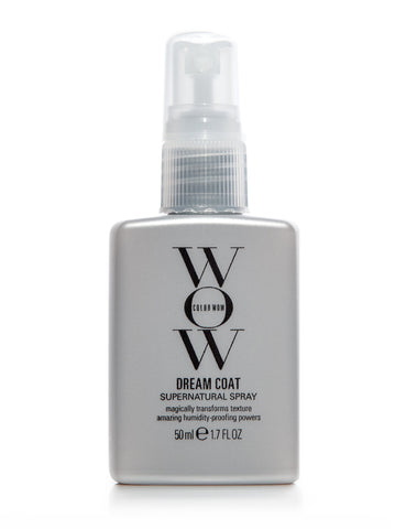 Color WOW Dream Coat Anti-Humidity Hair Supernatural Spray Travel Size 50ml