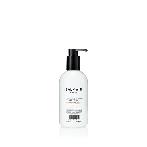 Balmain White Pearl Illuminating Shampoo 300ml