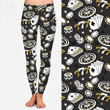 Load image into Gallery viewer, Vegas Chic Leggings