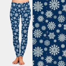 Load image into Gallery viewer, Let it Snow Leggings