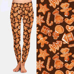 Christmas Cookies Leggings