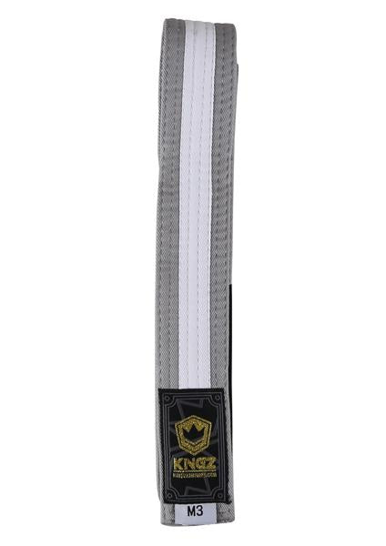 Kids Belts w/ White Stripe