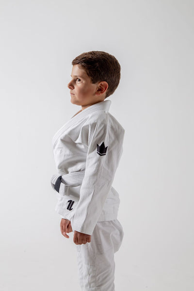 Kingz The ONE Kids Jiu Jitsu Gi-White