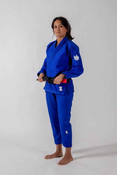 Kingz The ONE Women's Jiu Jitsu Gi- Blue