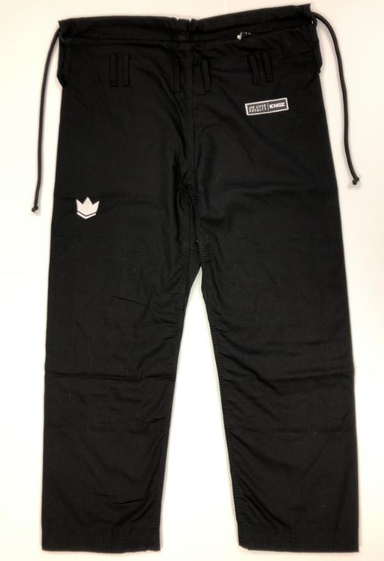 Kingz Rip Stop Pants-Black