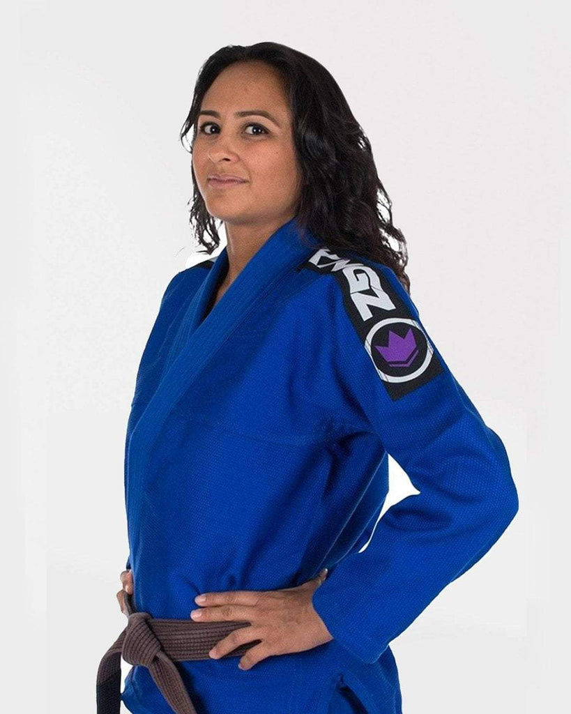 Basic 2.0 Womens Jiu Jitsu Gi - Blue